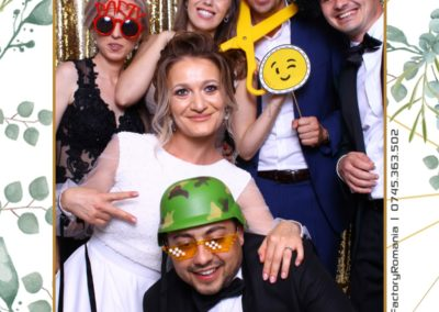 Cabina Foto Showtime - Magic Mirror - Nunta - Anca si Alex - Restaurant Paradis Noblesse Valcea - Event Factory (126)