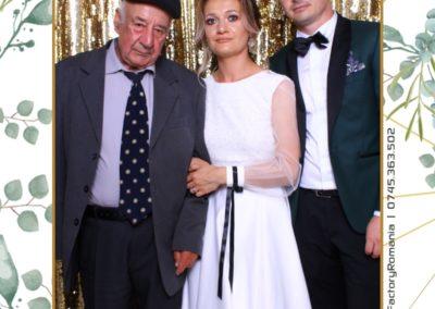 Cabina Foto Showtime - Magic Mirror - Nunta - Anca si Alex - Restaurant Paradis Noblesse Valcea - Event Factory (139)
