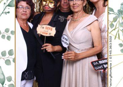 Cabina Foto Showtime - Magic Mirror - Nunta - Anca si Alex - Restaurant Paradis Noblesse Valcea - Event Factory (193)
