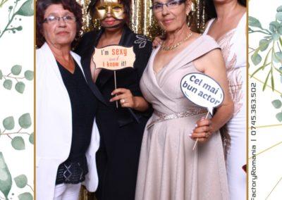 Cabina Foto Showtime - Magic Mirror - Nunta - Anca si Alex - Restaurant Paradis Noblesse Valcea - Event Factory (194)
