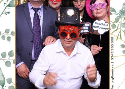 Cabina Foto Showtime - Magic Mirror - Nunta - Anca si Alex - Restaurant Paradis Noblesse Valcea - Event Factory (205)