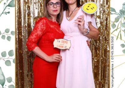 Cabina Foto Showtime - Magic Mirror - Nunta - Anca si Alex - Restaurant Paradis Noblesse Valcea - Event Factory (229)