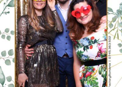 Cabina Foto Showtime - Magic Mirror - Nunta - Anca si Alex - Restaurant Paradis Noblesse Valcea - Event Factory (232)