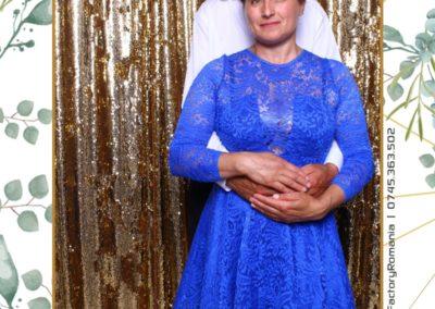 Cabina Foto Showtime - Magic Mirror - Nunta - Anca si Alex - Restaurant Paradis Noblesse Valcea - Event Factory (242)
