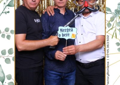 Cabina Foto Showtime - Magic Mirror - Nunta - Anca si Alex - Restaurant Paradis Noblesse Valcea - Event Factory (244)