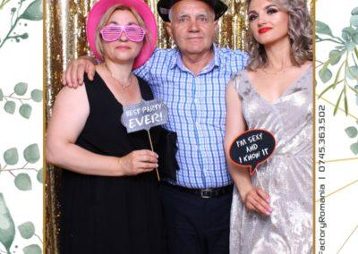 Cabina Foto Showtime - Magic Mirror - Nunta - Anca si Alex - Restaurant Paradis Noblesse Valcea - Event Factory (281)