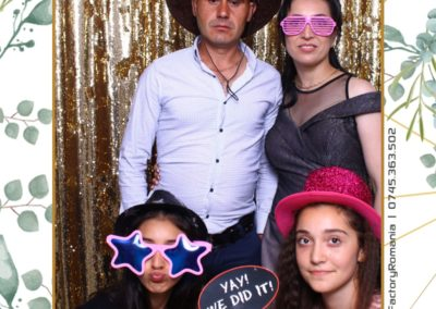 Cabina Foto Showtime - Magic Mirror - Nunta - Anca si Alex - Restaurant Paradis Noblesse Valcea - Event Factory (299)
