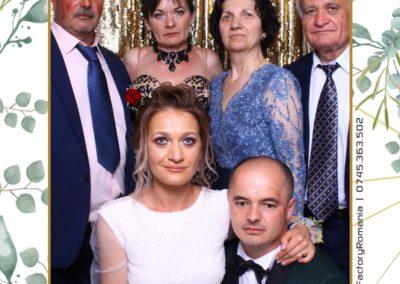 Cabina Foto Showtime - Magic Mirror - Nunta - Anca si Alex - Restaurant Paradis Noblesse Valcea - Event Factory (325)