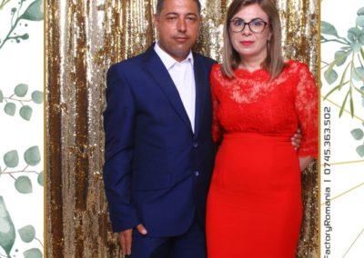 Cabina Foto Showtime - Magic Mirror - Nunta - Anca si Alex - Restaurant Paradis Noblesse Valcea - Event Factory (41)