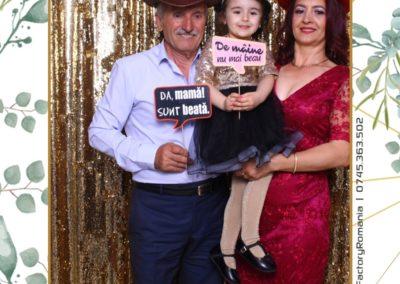 Cabina Foto Showtime - Magic Mirror - Nunta - Anca si Alex - Restaurant Paradis Noblesse Valcea - Event Factory (50)