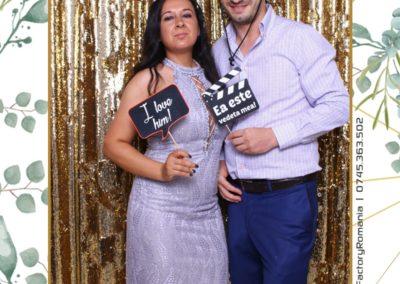 Cabina Foto Showtime - Magic Mirror - Nunta - Anca si Alex - Restaurant Paradis Noblesse Valcea - Event Factory (84)