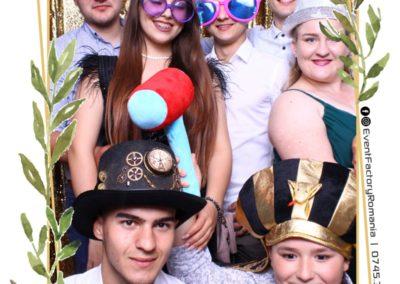 Cabina Foto Showtime - Magic Mirror - Nunta - Denisa si Bogdan - OK Zavoi Ramnicu Valcea - Event Factory (10)