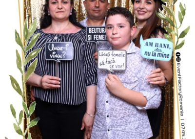 Cabina Foto Showtime - Magic Mirror - Nunta - Denisa si Bogdan - OK Zavoi Ramnicu Valcea - Event Factory (103)