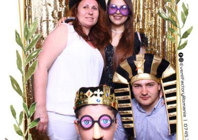 Cabina Foto Showtime - Magic Mirror - Nunta - Denisa si Bogdan - OK Zavoi Ramnicu Valcea - Event Factory (12)