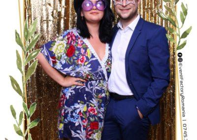 Cabina Foto Showtime - Magic Mirror - Nunta - Denisa si Bogdan - OK Zavoi Ramnicu Valcea - Event Factory (130)