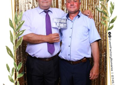 Cabina Foto Showtime - Magic Mirror - Nunta - Denisa si Bogdan - OK Zavoi Ramnicu Valcea - Event Factory (135)