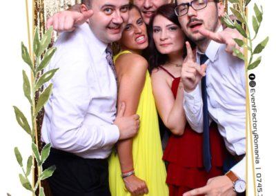 Cabina Foto Showtime - Magic Mirror - Nunta - Denisa si Bogdan - OK Zavoi Ramnicu Valcea - Event Factory (141)