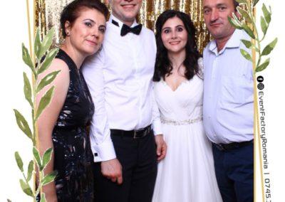 Cabina Foto Showtime - Magic Mirror - Nunta - Denisa si Bogdan - OK Zavoi Ramnicu Valcea - Event Factory (144)