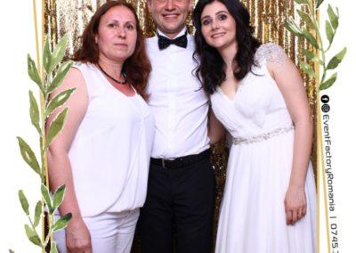 Cabina Foto Showtime - Magic Mirror - Nunta - Denisa si Bogdan - OK Zavoi Ramnicu Valcea - Event Factory (145)