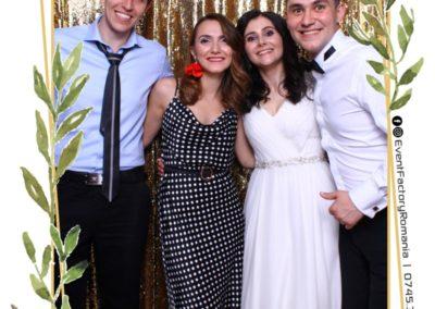 Cabina Foto Showtime - Magic Mirror - Nunta - Denisa si Bogdan - OK Zavoi Ramnicu Valcea - Event Factory (146)