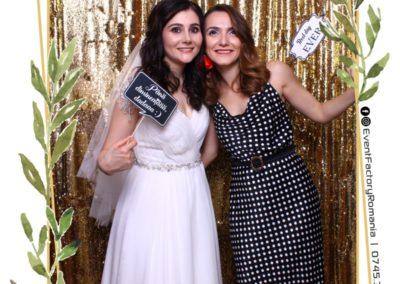 Cabina Foto Showtime - Magic Mirror - Nunta - Denisa si Bogdan - OK Zavoi Ramnicu Valcea - Event Factory (147)