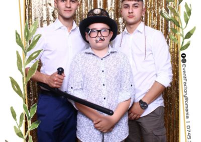 Cabina Foto Showtime - Magic Mirror - Nunta - Denisa si Bogdan - OK Zavoi Ramnicu Valcea - Event Factory (15)