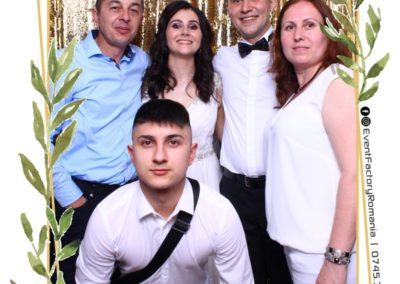 Cabina Foto Showtime - Magic Mirror - Nunta - Denisa si Bogdan - OK Zavoi Ramnicu Valcea - Event Factory (150)