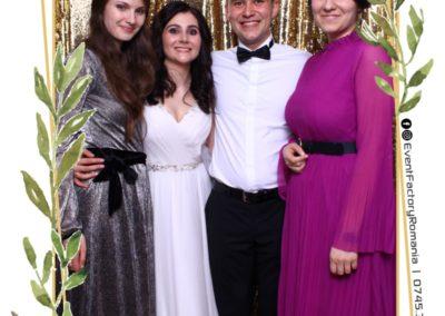 Cabina Foto Showtime - Magic Mirror - Nunta - Denisa si Bogdan - OK Zavoi Ramnicu Valcea - Event Factory (151)