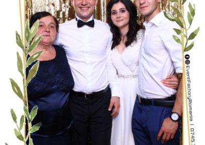 Cabina Foto Showtime - Magic Mirror - Nunta - Denisa si Bogdan - OK Zavoi Ramnicu Valcea - Event Factory (156)