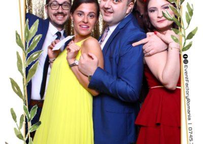 Cabina Foto Showtime - Magic Mirror - Nunta - Denisa si Bogdan - OK Zavoi Ramnicu Valcea - Event Factory (3)
