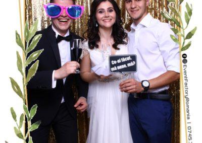 Cabina Foto Showtime - Magic Mirror - Nunta - Denisa si Bogdan - OK Zavoi Ramnicu Valcea - Event Factory (47)