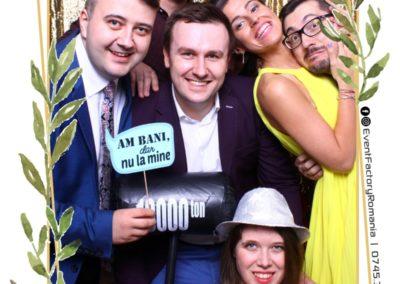 Cabina Foto Showtime - Magic Mirror - Nunta - Denisa si Bogdan - OK Zavoi Ramnicu Valcea - Event Factory (6)