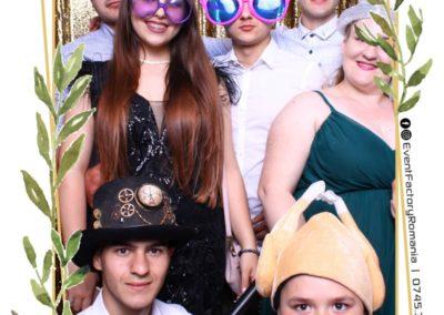 Cabina Foto Showtime - Magic Mirror - Nunta - Denisa si Bogdan - OK Zavoi Ramnicu Valcea - Event Factory (9)