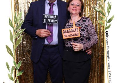 Cabina Foto Showtime - Magic Mirror - Nunta - Denisa si Bogdan - OK Zavoi Ramnicu Valcea - Event Factory (91)