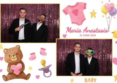 Cabina Foto Showtime - FUN BOX -Maria Anastasia - Botez - Restaurant Crystal Palace Premium Ramnicu Valcea - Event Factory (1)