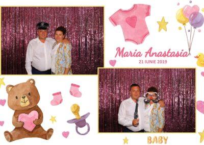 Cabina Foto Showtime - FUN BOX -Maria Anastasia - Botez - Restaurant Crystal Palace Premium Ramnicu Valcea - Event Factory (100)