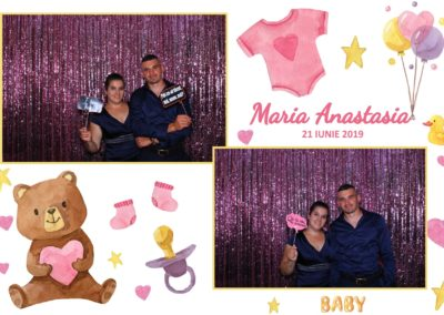 Cabina Foto Showtime - FUN BOX -Maria Anastasia - Botez - Restaurant Crystal Palace Premium Ramnicu Valcea - Event Factory (107)