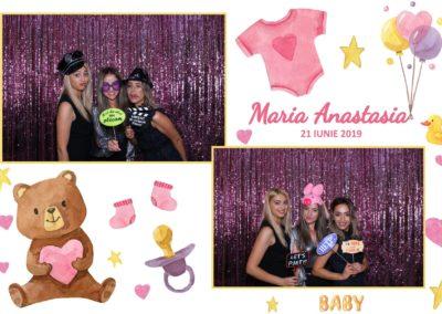 Cabina Foto Showtime - FUN BOX -Maria Anastasia - Botez - Restaurant Crystal Palace Premium Ramnicu Valcea - Event Factory (113)