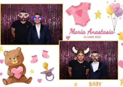 Cabina Foto Showtime - FUN BOX -Maria Anastasia - Botez - Restaurant Crystal Palace Premium Ramnicu Valcea - Event Factory (60)