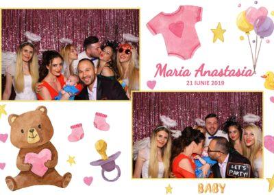 Cabina Foto Showtime - FUN BOX -Maria Anastasia - Botez - Restaurant Crystal Palace Premium Ramnicu Valcea - Event Factory (74)