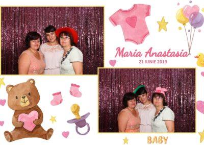 Cabina Foto Showtime - FUN BOX -Maria Anastasia - Botez - Restaurant Crystal Palace Premium Ramnicu Valcea - Event Factory (79)