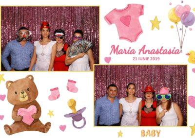 Cabina Foto Showtime - FUN BOX -Maria Anastasia - Botez - Restaurant Crystal Palace Premium Ramnicu Valcea - Event Factory (80)