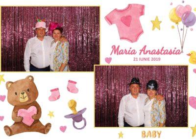 Cabina Foto Showtime - FUN BOX -Maria Anastasia - Botez - Restaurant Crystal Palace Premium Ramnicu Valcea - Event Factory (99)