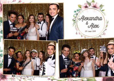 Cabina Foto Showtime - FUN BOX - Nunta - Alexandra & Alex - Restaurant OK Ballroom Ramnicu Valcea - Event Factory (100)