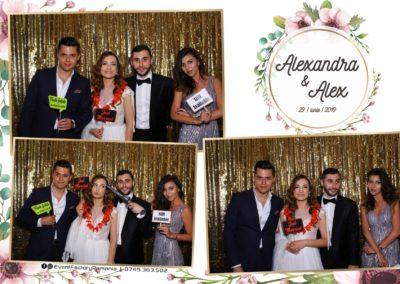 Cabina Foto Showtime - FUN BOX - Nunta - Alexandra & Alex - Restaurant OK Ballroom Ramnicu Valcea - Event Factory (11)