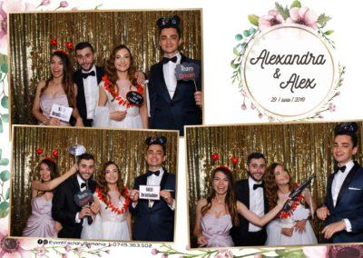 Cabina Foto Showtime - FUN BOX - Nunta - Alexandra & Alex - Restaurant OK Ballroom Ramnicu Valcea - Event Factory (12)