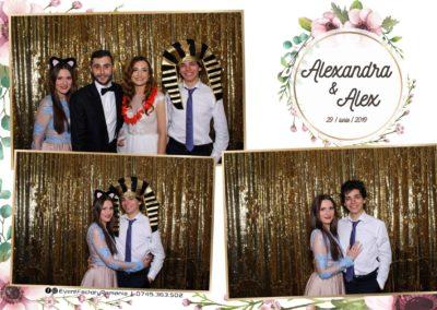 Cabina Foto Showtime - FUN BOX - Nunta - Alexandra & Alex - Restaurant OK Ballroom Ramnicu Valcea - Event Factory (13)