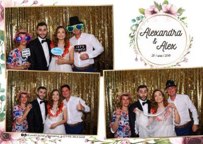 Cabina Foto Showtime - FUN BOX - Nunta - Alexandra & Alex - Restaurant OK Ballroom Ramnicu Valcea - Event Factory (14)