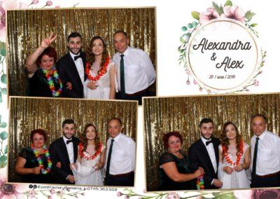 Cabina Foto Showtime - FUN BOX - Nunta - Alexandra & Alex - Restaurant OK Ballroom Ramnicu Valcea - Event Factory (15)