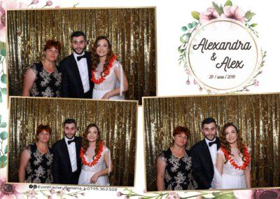 Cabina Foto Showtime - FUN BOX - Nunta - Alexandra & Alex - Restaurant OK Ballroom Ramnicu Valcea - Event Factory (16)